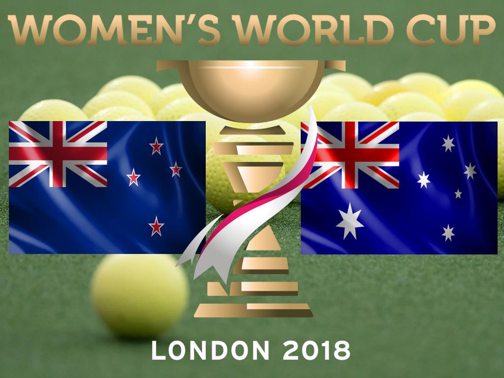 WK (D): Geen winnaar bij Nieuw-Zeeland-Australië