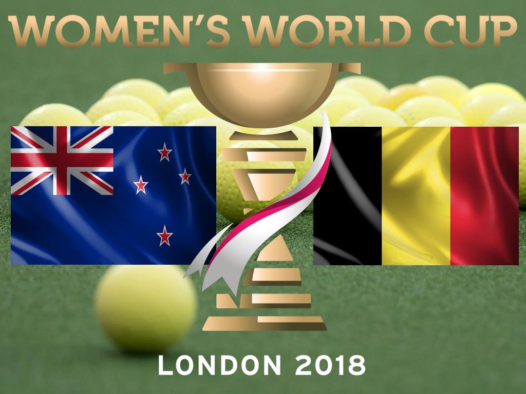 WK (D): Nieuw-Zeeland begint met zege op België