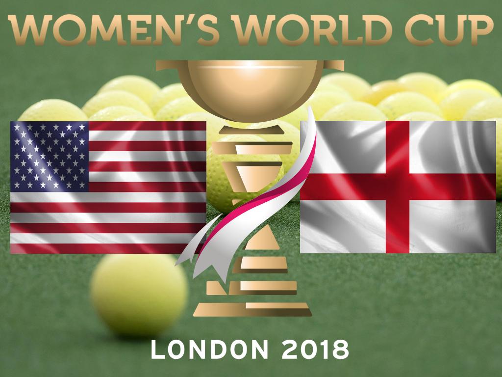 WK (D): Engeland speelt ook gelijk tegen Verenigde Staten