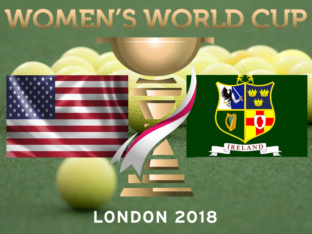 WK (D): Ierland verrast Verenigde Staten