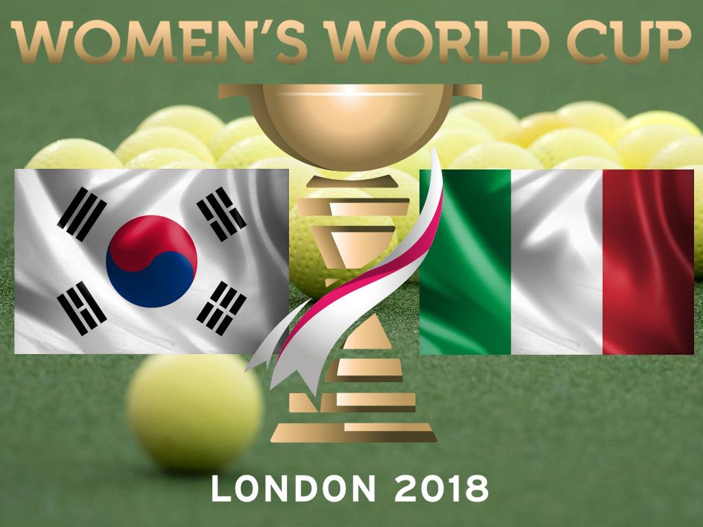 WK (D): Italië in slotfase langs Zuid-Korea
