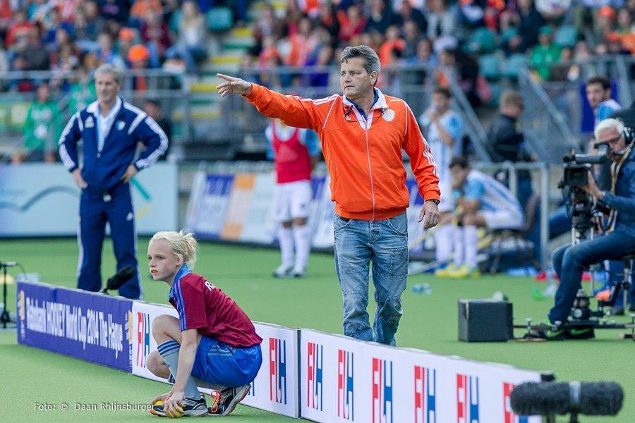 Paul van Ass nieuwe coach heren HGC