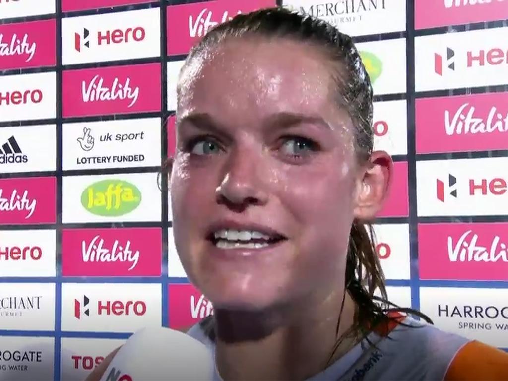 WK samenvatting (D): Nederland-Engeland 2-0