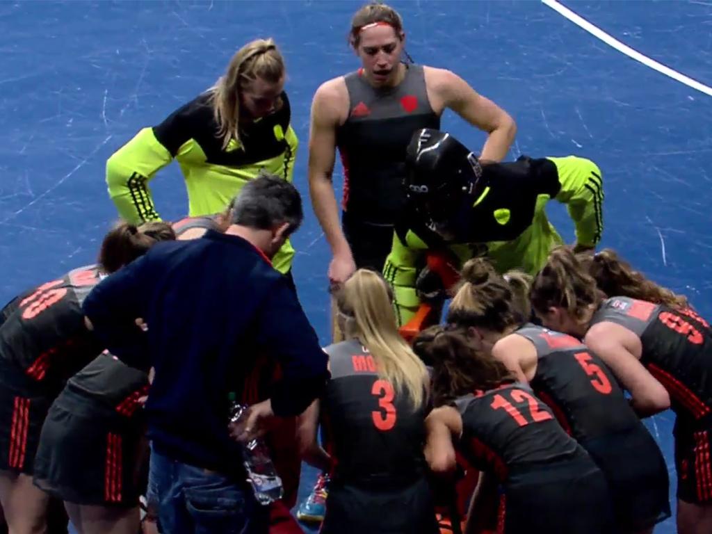 Round-up WK Zaal (D): Oranjedames in kwartfinales tegen Tsjechië