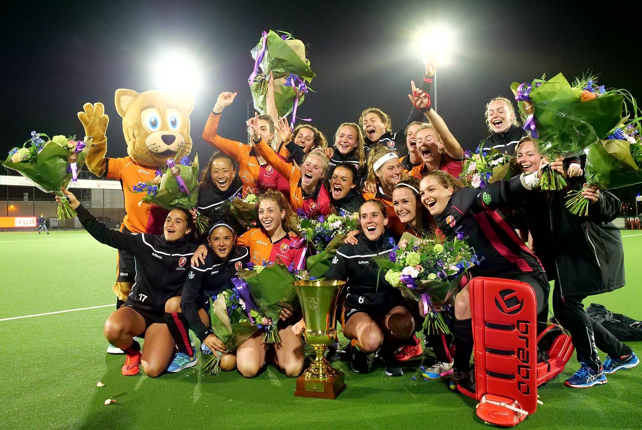 Oranje-rood wint Gold Cup en schrijft geschiedenis