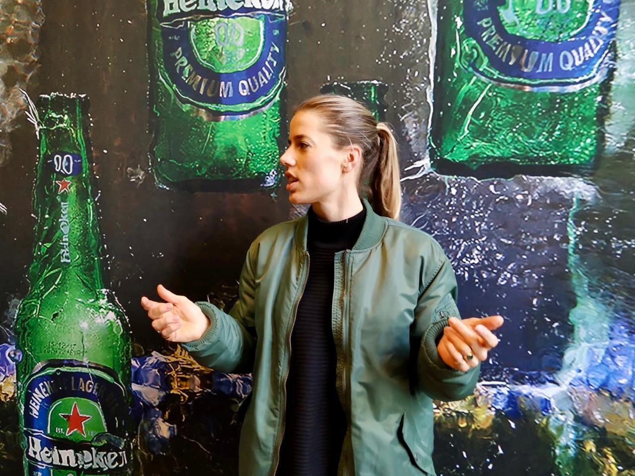 Terug van weggeweest Elsemiek Groen: 'je mag op jonge leeftijd best wat aardiger voor jezelf zijn'