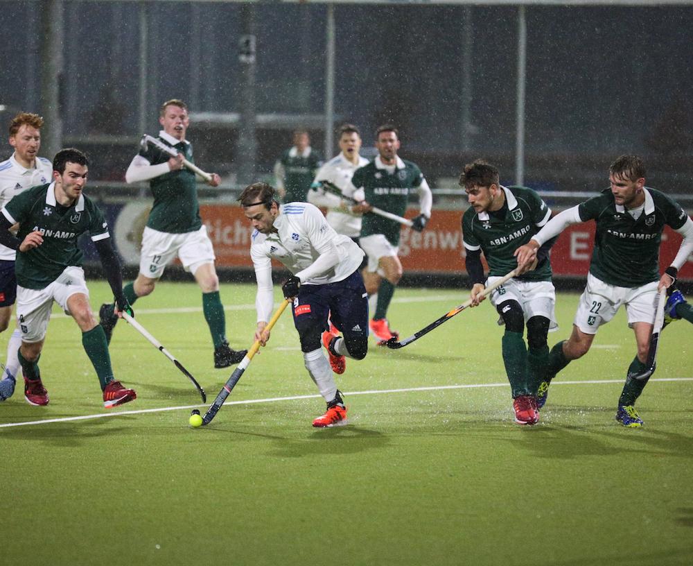 Rotterdam wint in de Gold Cup van Tilburg.
