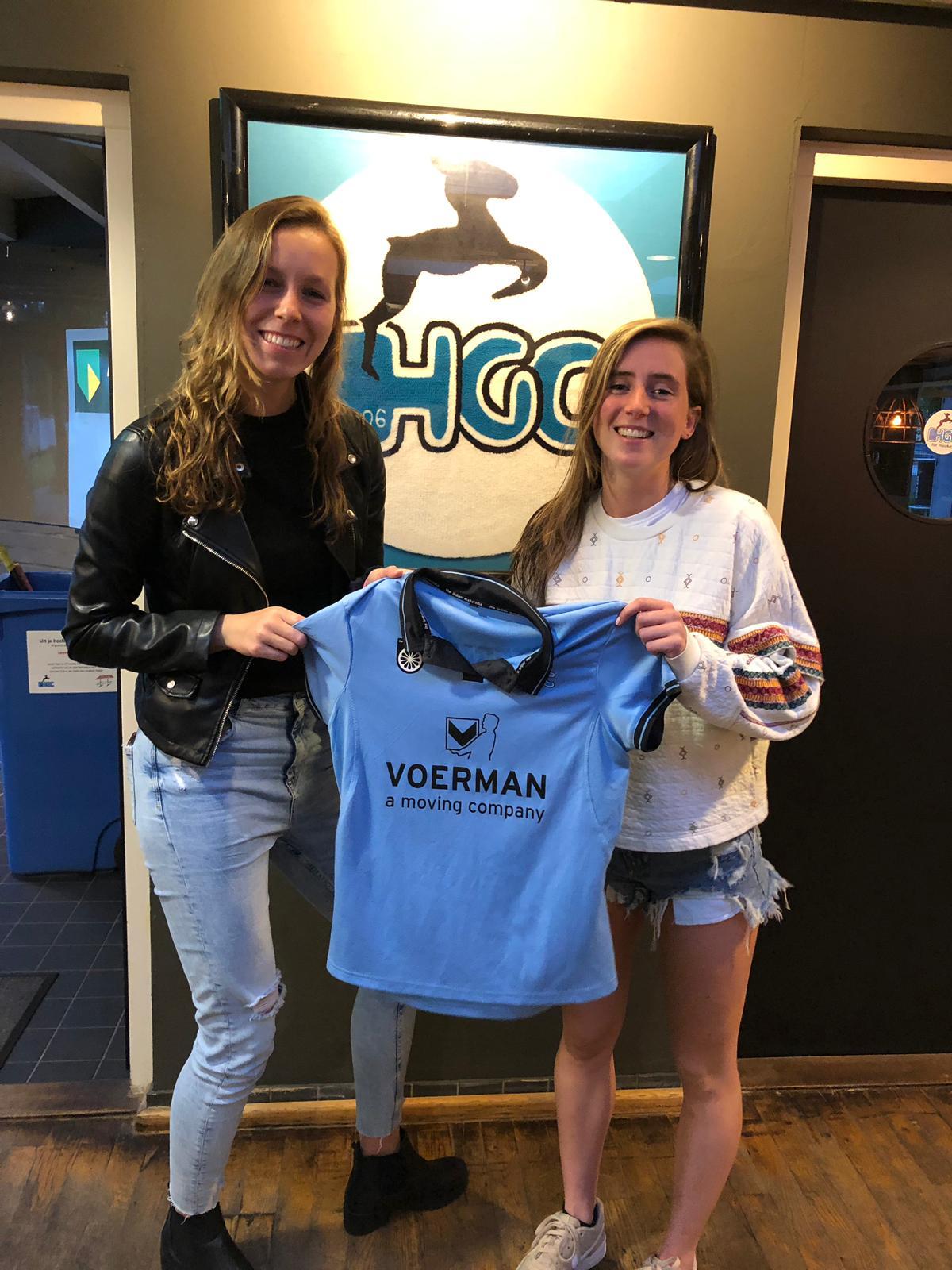 Transfernieuws: HGC Dames 1 trekt Lejeune en Schlatmann aan