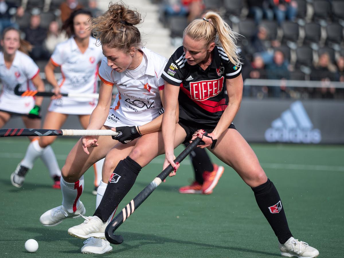 Een korte terugblik op de imposante hockey carrière van Charlotte Vega