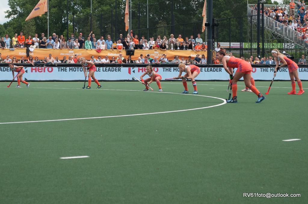 FIH Pro League (D): Nederland wint van Nieuw-Zeeland (Eindstand 3 - 2)