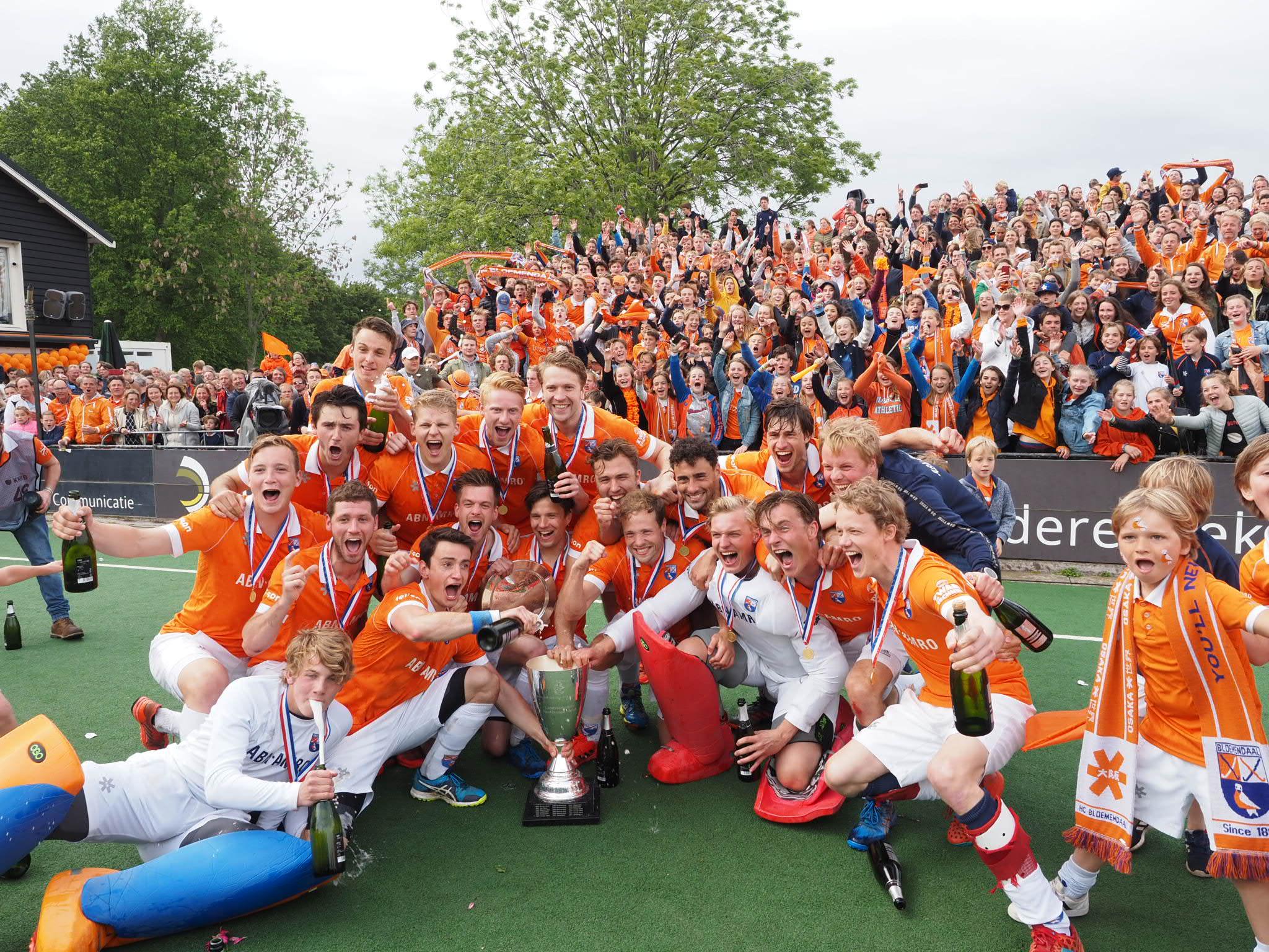 Preview HK (H): HGC ontvangt Rotterdam, burenruzie Amsterdamse Bos